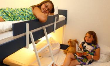 Sovesofa eller etageseng - bedst til børn
