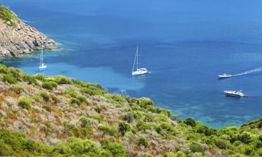 Udforsk det smukke Korsika