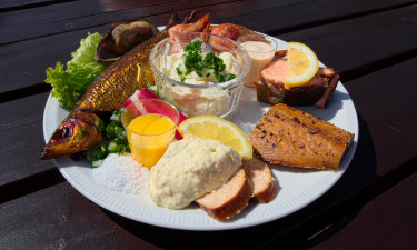 Svaneke Bryghus og Bornholms restauranter