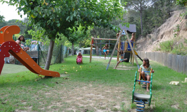 Aktiviteter til børnene