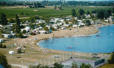 Warum Luxus-Camping auf KNAUS Campingpark Bad Dürkheim?