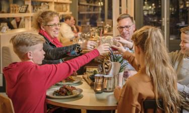 Nyd feriens måltider både ude og hjemme
