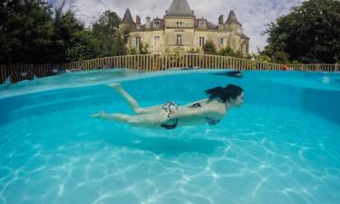 Vandområde med flere pools