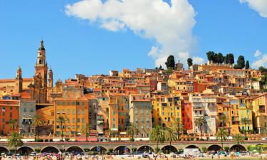 Oplev Den Franske Riviera og Provence