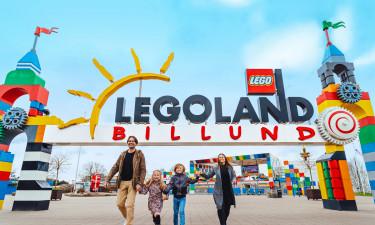 Legoland lige rundt om hjørnet
