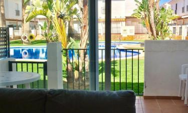 Faciliteterne på Palm Beach