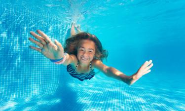 Sjov i vandet