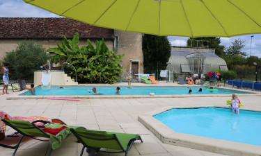 Swimmingpool og luksus