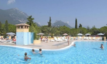 Camping Toscolano Gardasee mobilheim