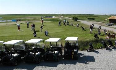 Skønne golfbaner
