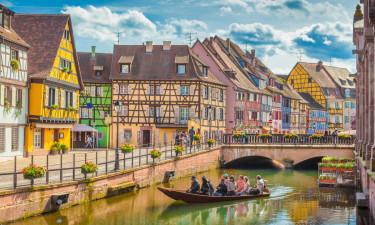 Alsace og Normandiet