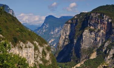 På oplevelser i Valsugana-dalen