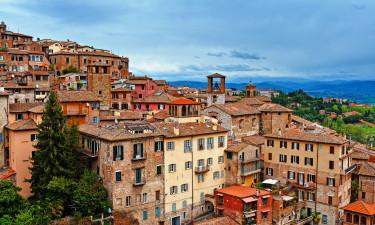 Camping Umbria Włochy