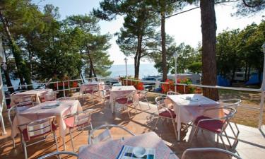 Camping Bijela Uvala in Istrien