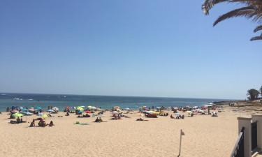 Kun 3 km til strand