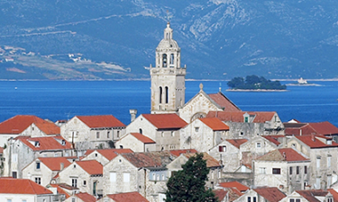 Mere om Korčula og Pelješac