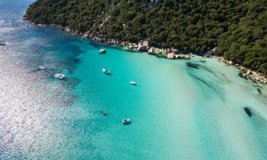 Korsyka camping