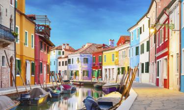 Tag til det spektakulære Venedig