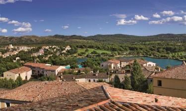 Inkvartering i Provence