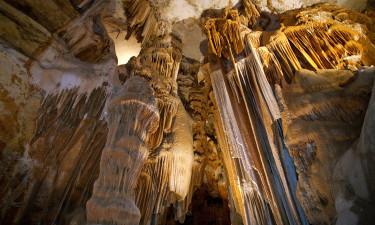 Vilde grotter og huler at besøge