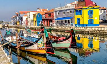 Ikoniske byer og hyggelige fiskerbyer