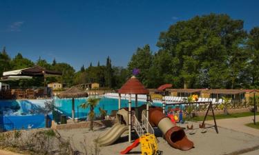 Camping Altomincio Family Park Gardasee