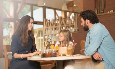 Restauranter og indkøb på Villages Nature® Paris