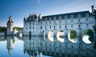 De smukkeste slotte i verden