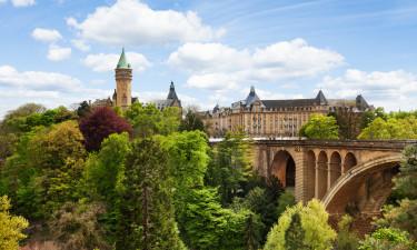 Wakacje na campingu w Luksemburgu