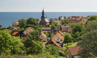 Bo dejligt på Bornholm
