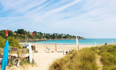 Strand Camping Le Nauzan Plage in Charente-Maritime