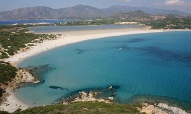 Campingferie på Sardinien