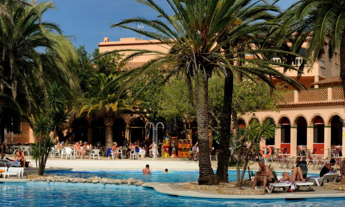 Camping La Torre del Sol  Costa Dorada  Spain  Allcamps