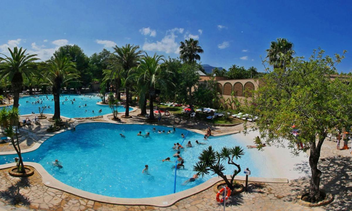 La Torre Del Sol - Costa Dorada, Spain - Book online at LUX-camp